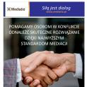 """Projekt Fundacji Mediatio """"Siłą jest dialog"""""""