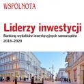 """Awans Powiatu Elbląskiego w rankingu """"Wspólnoty"""" podsumowującym wydatki inwestycyjne samorządów"""