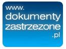 Dokumenty zastrzeżone (strona zewnętrzna)